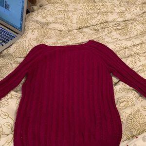 Thin American Eagle Sweater